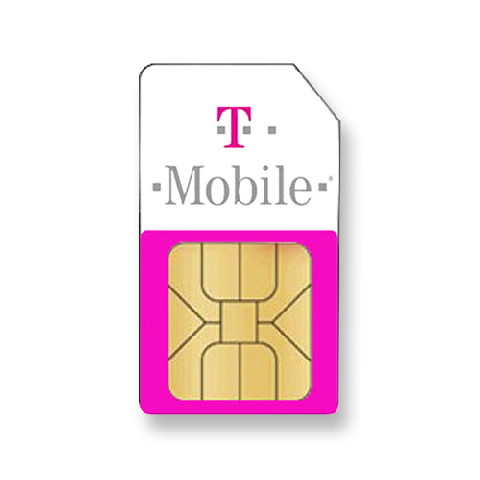 T-Mobile domestic SIM card