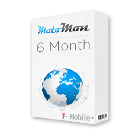 6 Months T-Mobile